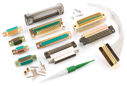 D-Subminiature Connectors | D-Sub Connectors | MOTS Connectors